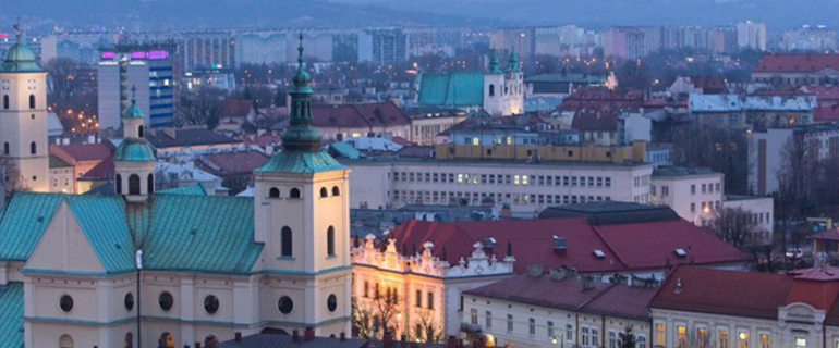 Seminario Socios Proyecto ADELANTE en la ciudad de Rzeszów, Polonia