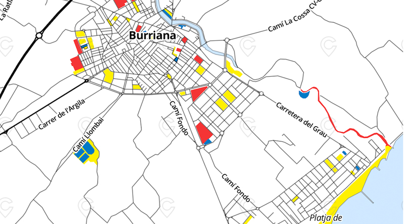 El Ayuntamiento de Burriana avanza en la ejecución de su Estrategia DUSI
